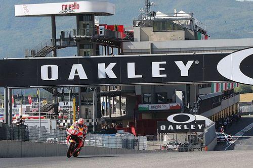 Volledige uitslag warm-up MotoGP GP van Italië