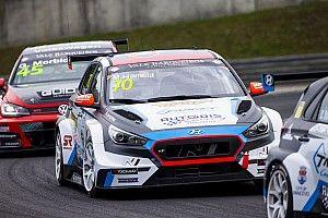 Mat'o Homola centra la pole position per Gara 1 del TCR Europe all'Hungaroring