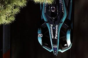 Berlin E-Prix 1. antrenman: Evans hızlı başladı