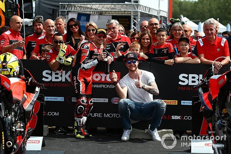 """Ducati : """"Ne pas continuer avec Bautista en WSBK n'a pas de sens"""""""