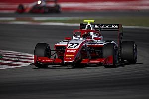 F3開幕戦カタルニアレース2:ダルバラがレースを制し、プレマの2連勝に。角田は入賞に惜しくも届かず