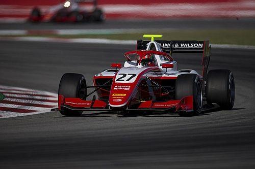 F3 Barcelona: Daruvala verslaat Vips in incidentrijke sprintrace