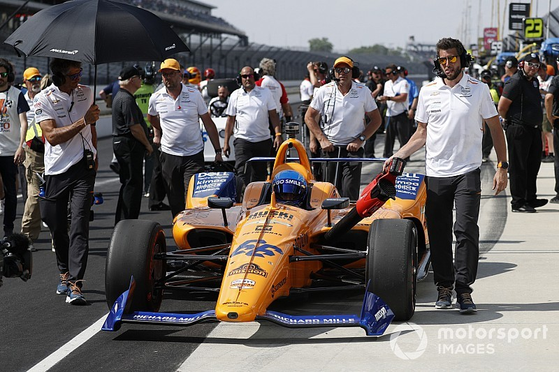 "Norris: McLaren right to take Indy 500 failure ""on the chin"""
