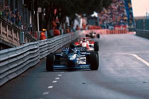 Mónaco 1996, la que posiblemente fue la carrera más loca de la F1