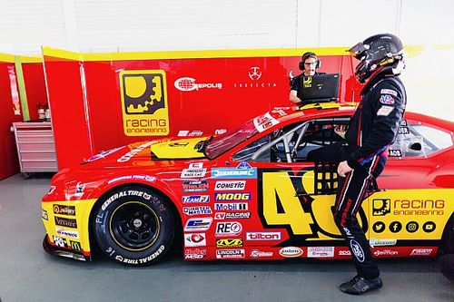 Myatt Snider's NASCAR Euro season features poles and probation