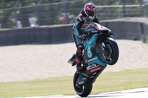MotoGPオランダ予選:クアルタラロが2戦連続でPP獲得! 中上貴晶は8番手