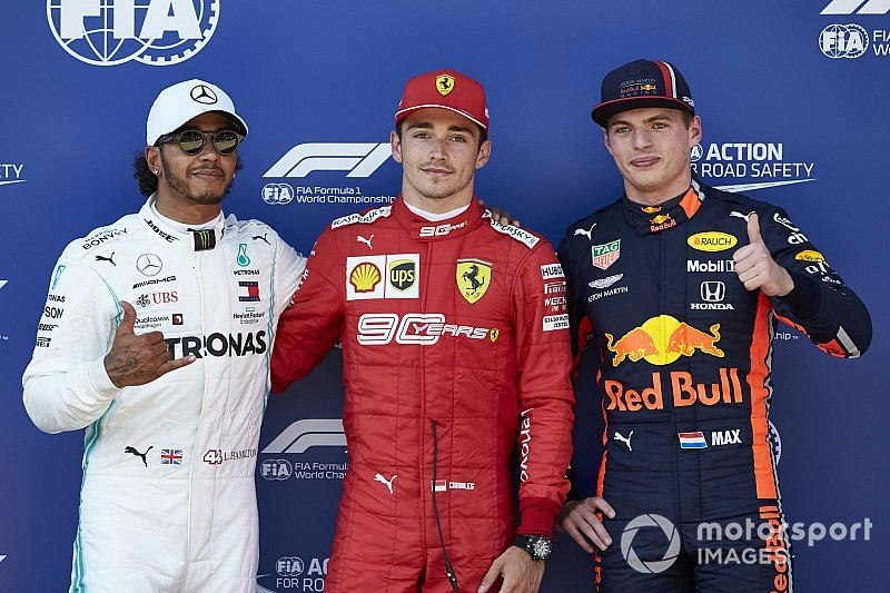 """Verstappen: """"Algún día Hamilton será viejo y los jóvenes tomaremos la F1"""""""