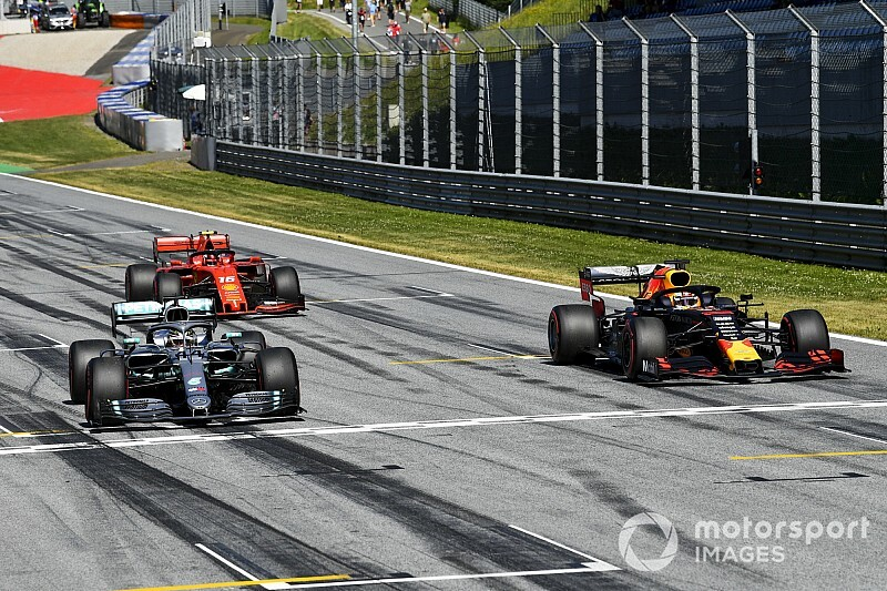 Formel 1 Österreich 2019: Das Rennen im Formel-1-Live-Ticker