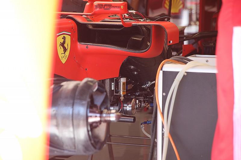 Ferrari: il motore di Vettel si può riparare, non dovrebbe essere sostituito