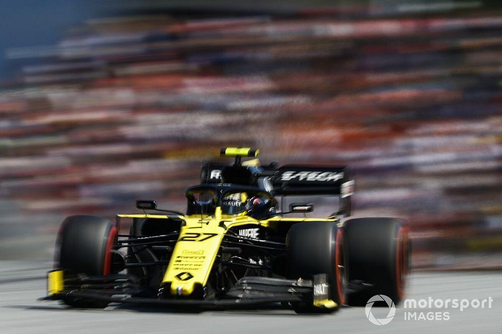 La actualización de Renault decepcionó a sus pilotos