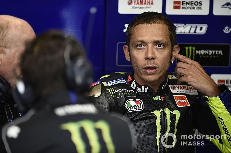 Rossi, zayıf performansını açıklayamıyor