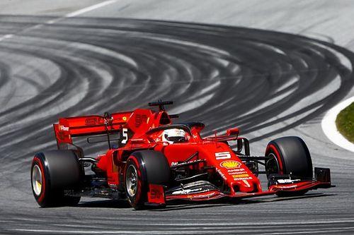 """Ferrari betreurt verloren bandenstrijd in F1: """"Een gemiste kans"""""""