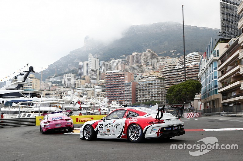 Porsche Mobil1 Supercup: Şanssız Ayhancan, Monaco'daki yarışa altıncı başlayacak
