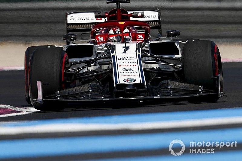 Raikkonen escapó de una penalización por incidente con Grosjean
