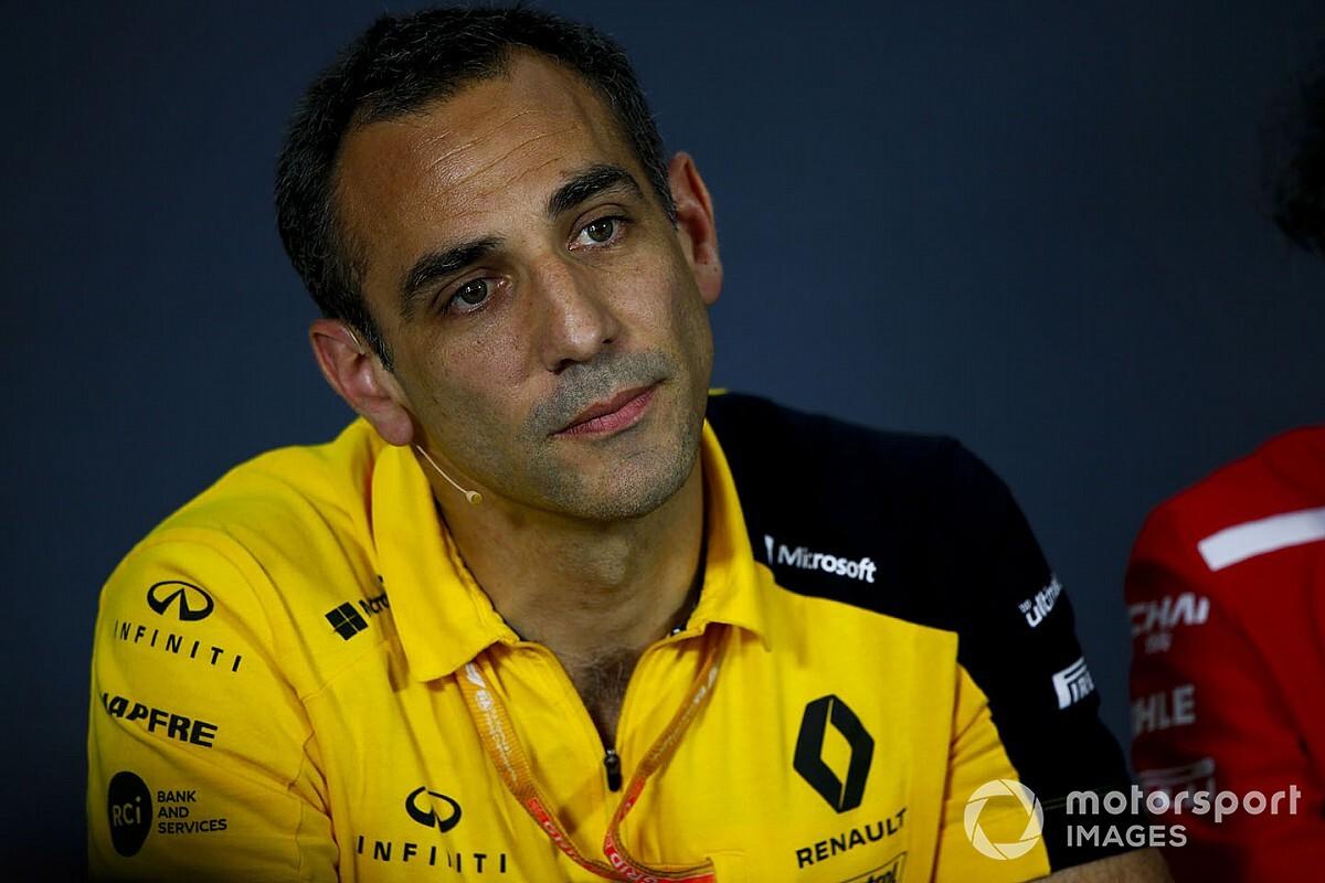 A Renault továbbra is elkötelezett az F1 iránt