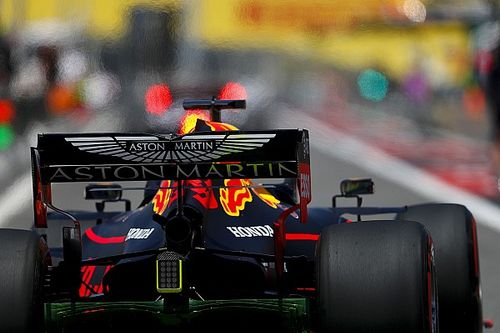 Aston Martin hormati kemitraan Red Bull-Honda