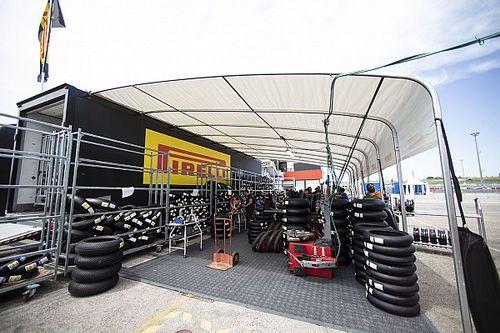 Ecco le scelte Pirelli per Aragon con tre soluzioni di sviluppo
