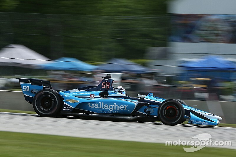Chilton returns to Carlin IndyCar for select races