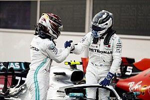 """Hamilton: """"Respect voor Bottas zal Rosberg-scenario voorkomen"""""""
