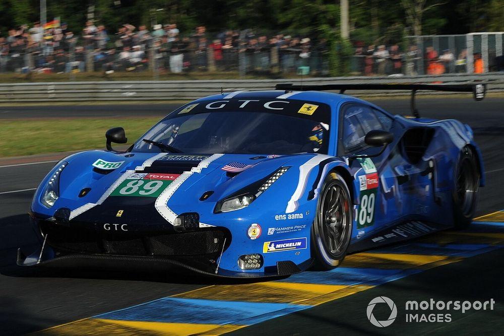 Le Mans: Risi c'è e affida la Ferrari a Bourdais, Pla e Gounon