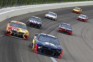 NASCAR releases updated schedule through Aug. 2