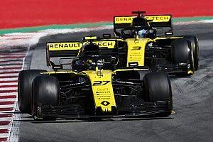 Hülkenberg ne s'inquiète pas du 7-1 pour Ricciardo en qualifs