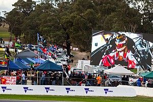 COVID restrictions could affect Winton Supercars event
