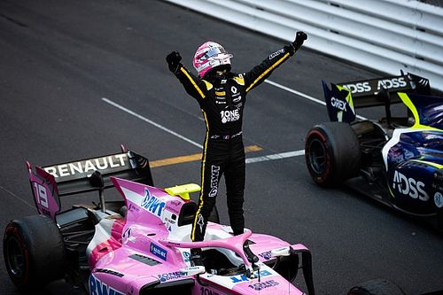 El día que Anthoine Hubert conquistó Mónaco