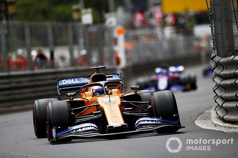 """Sainz, el mejor del resto en Mónaco: """"Ya tocaba"""""""