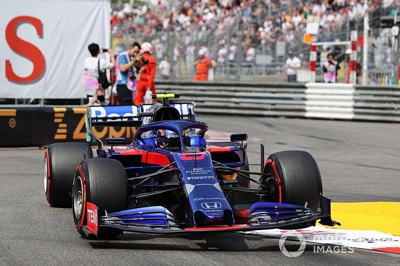Albon: Toro Rosso al fin logró lo que merecía en Mónaco