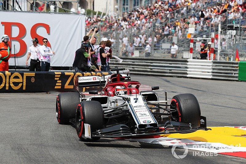 "Alfa Romeo's Monaco GP was ""destroyed"" in Q2 - Vasseur"