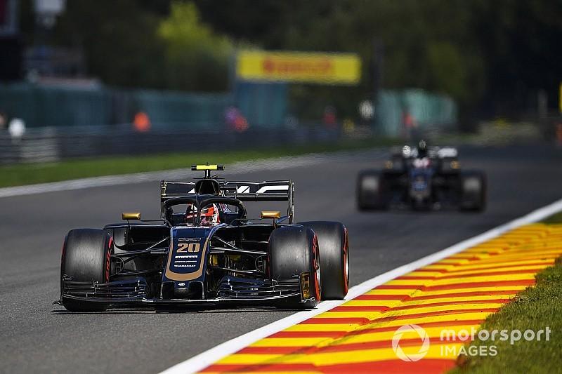Cruel manque de vitesse de pointe chez Haas