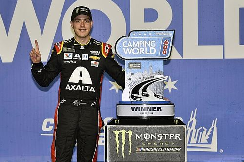 The other (winning) side of Alex Bowman - Part 7