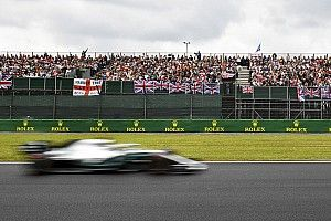 GALERI: Suasana dan aksi kualifikasi GP Inggris