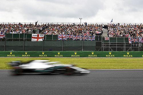 GP de Grande-Bretagne : les meilleurs tours en course