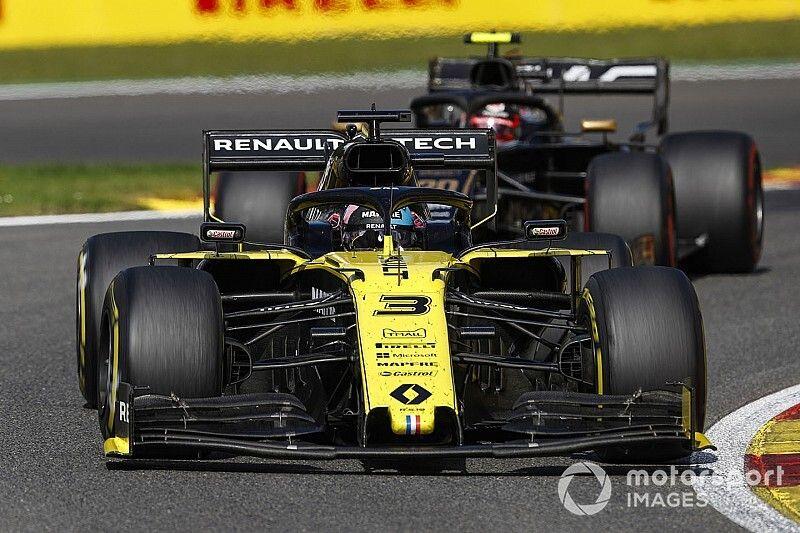 """Ricciardo y su """"inesperado"""" momento estelar en 2019"""