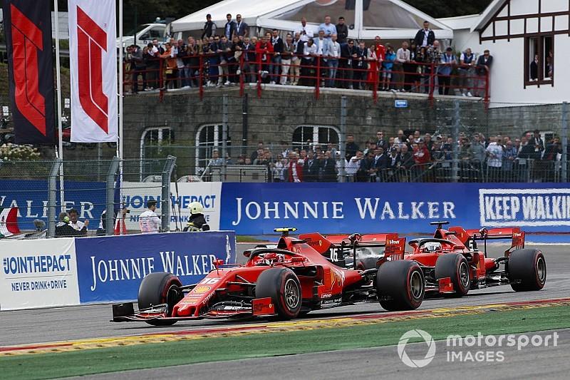 Ferrari z nowym silnikiem