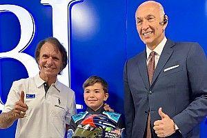 Veja os motivos por trás do patrocínio do jovem Emmo Fittipaldi, de apenas 12 anos de idade