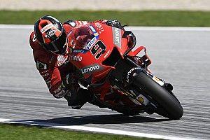 Petrucci admits Austria qualifying crash ruined his race
