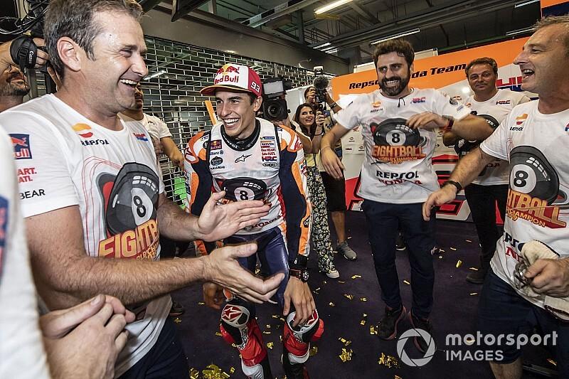 Marquezt nem engedi a Honda: kész az új szerződés
