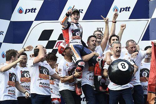 A década da MotoGP: Fim da era Rossi e ascensão de Márquez