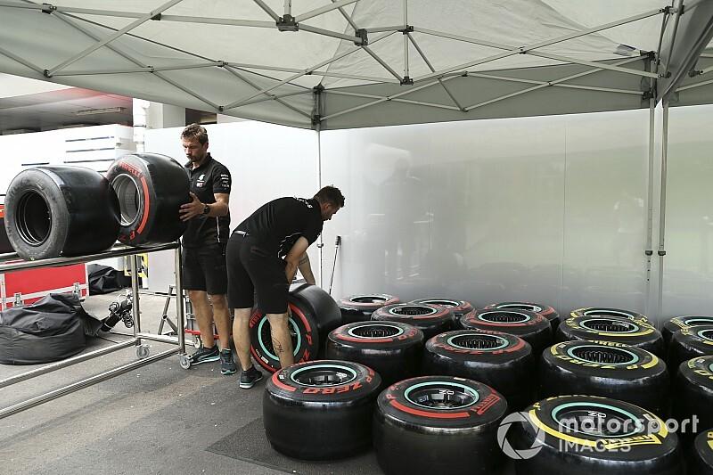 Rusya GP öncesi: Kullanılan/kullanılmayan lastikler