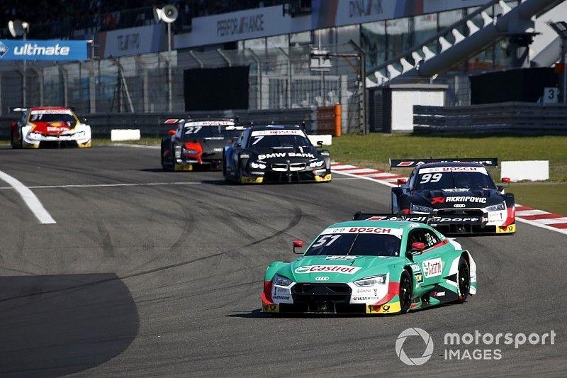 "Muller denies Rast's DTM title ""pressure"" claims"