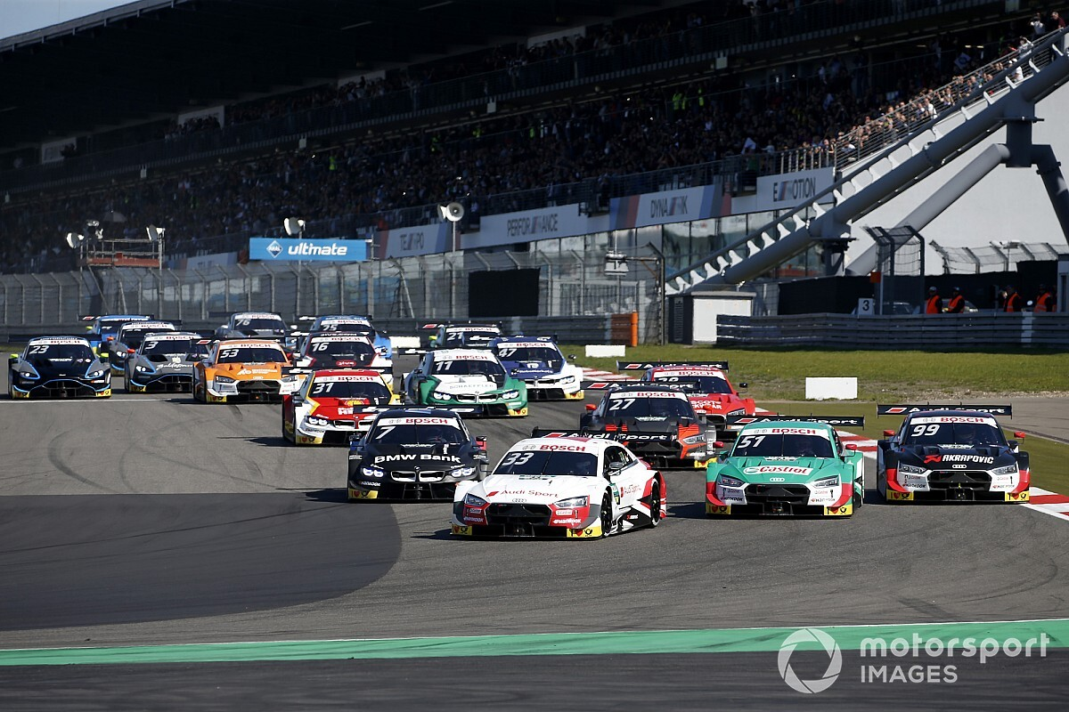 Sweden joins expanded 2020 DTM schedule
