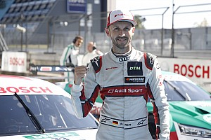 Nurburgring DTM: Rast extends points lead with pole