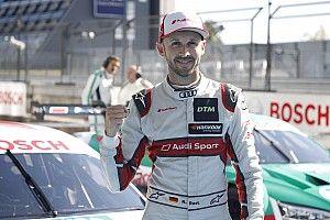 Раст выиграл шестую в этом году гонку DTM