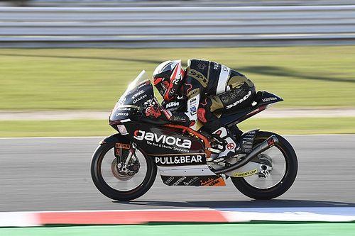 Moto3 Buriram: Arenas verslaat Dalla Porta in spektakelstuk