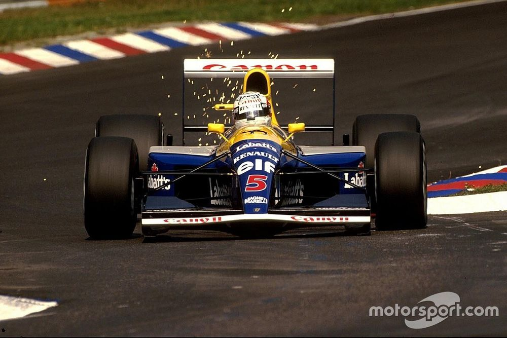 Los errores de Williams que llevaron al título de Senna en 1991