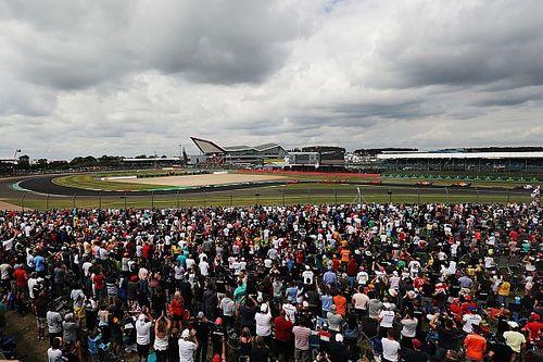 Silverstone zamknięty dla widzów