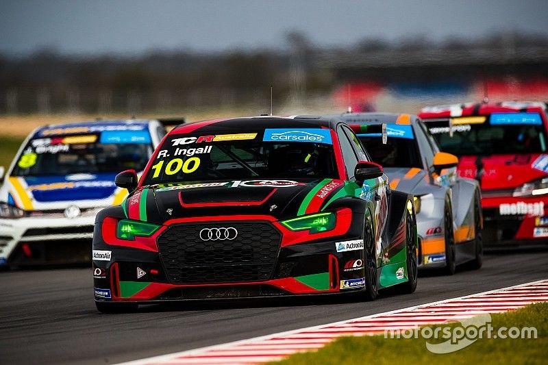 Ingall, Tander set for TCR Australia return